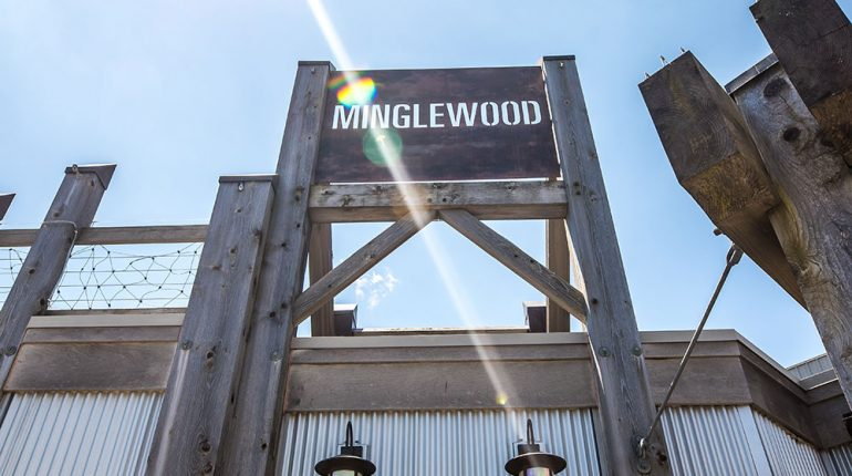 Minglewood Exterior